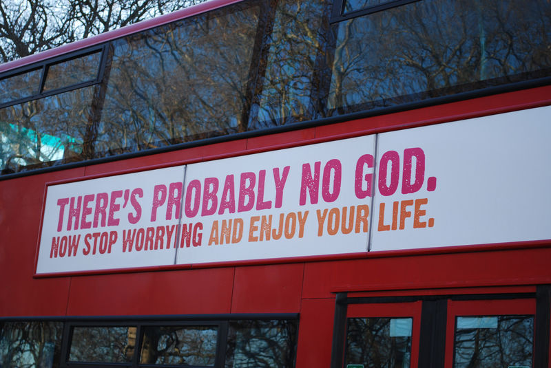 Anti-God Bus