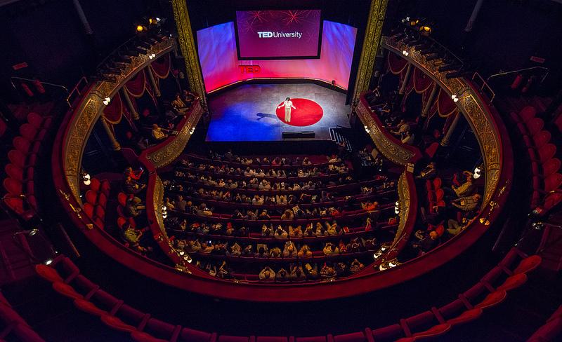 TED U Theatre